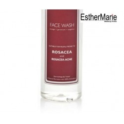 Rosacea & Acne Rosacea Face gel wash including eye makeup