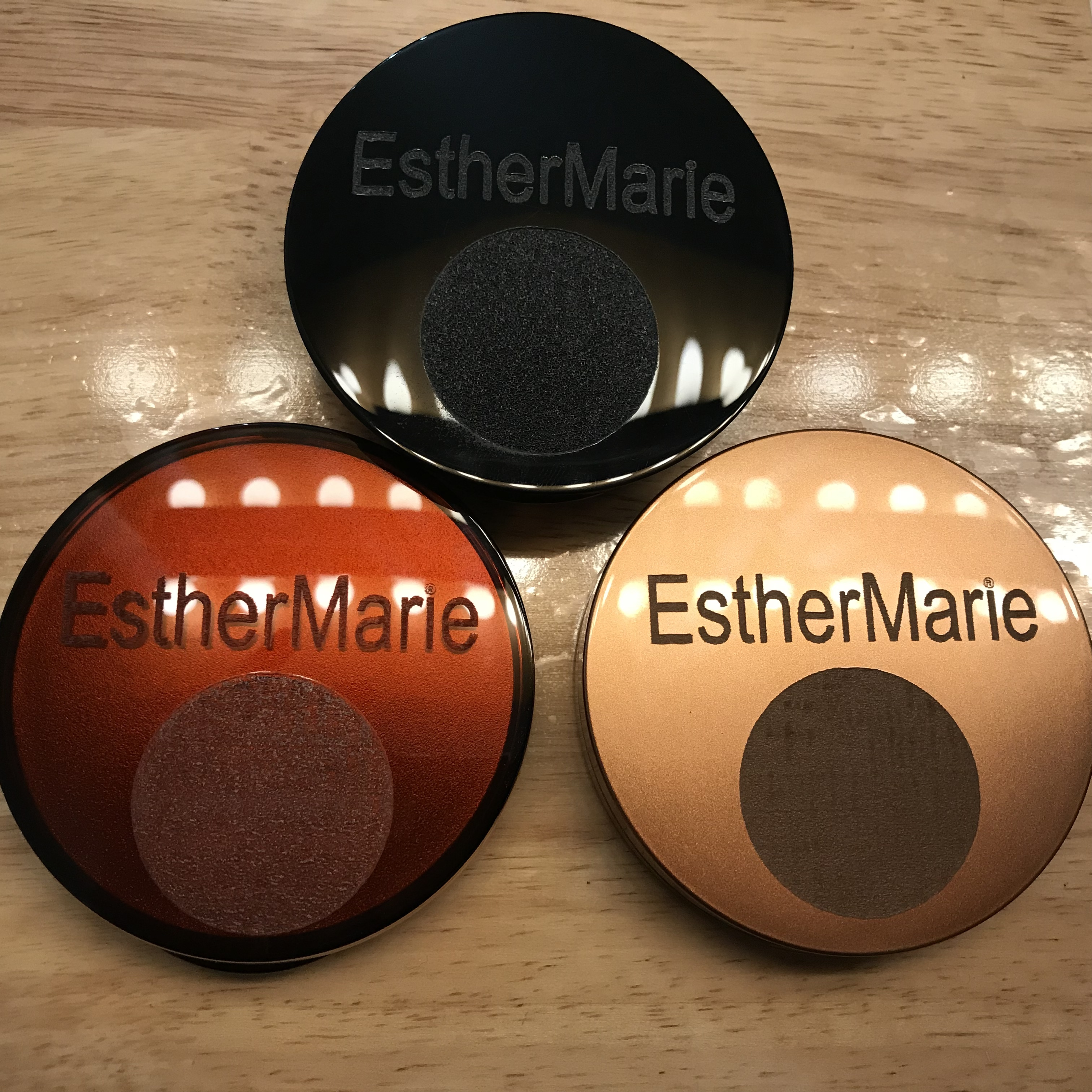 EstherMarie Gloss Compacts