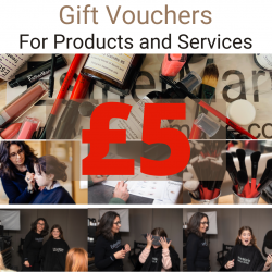 EstherMarie Product and Services Gift Voucher £5
