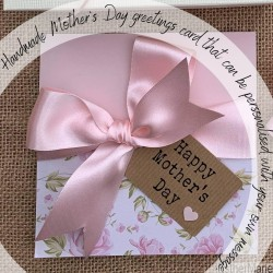 EstherMarie Mothers Day with Love Vintage card