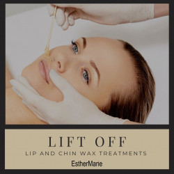 LIP & CHIN HAIR REMOVAL WITH WARM WAX