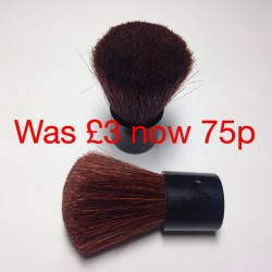 mini brush now 75p