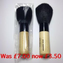 short handled powder brush