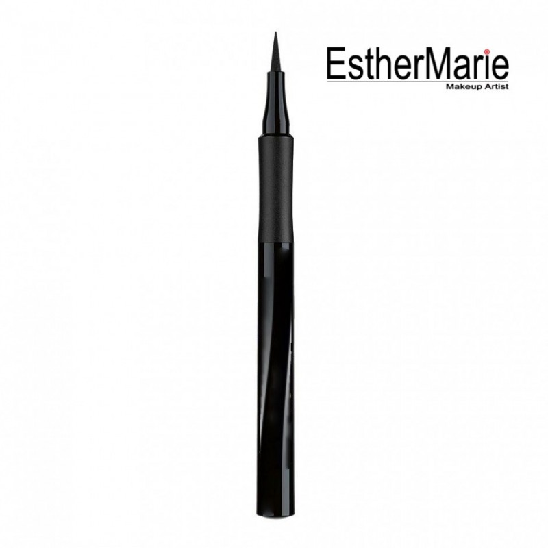 SENSITIVE FINE LINER Black liquid Gel-Eyeliner
