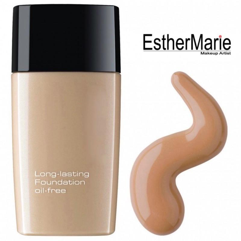 EstherMarie LONG-LASTING FOUNDATION OIL-FREE 05 - fresh beige