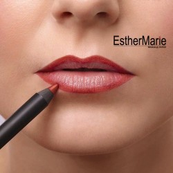 soft-lip-liner-waterproof-07 - cadmium orange esthermarie