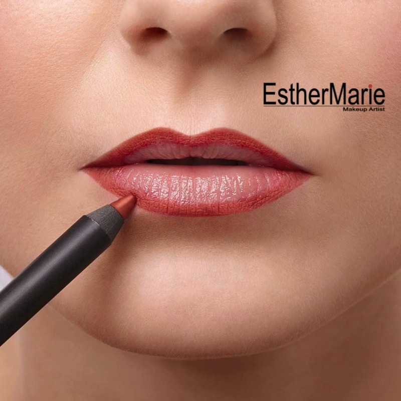 soft-lip-liner-waterproof-07 - cadmium orange esthermarie
