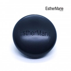 EstherMarie Dual refillable mirror compact for foundation or powder