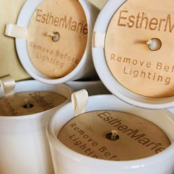 EstherMarie Vegan Candle