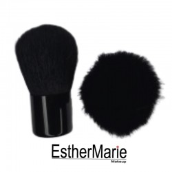 EstherMarie medium black kabuki brush