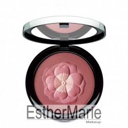 Crystal Garden Blusher refill in Refillable Mirror Compact