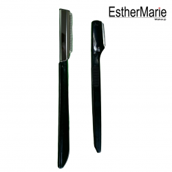 EstherMarie Eyebrow Razor Trimmer Tool (no.15)