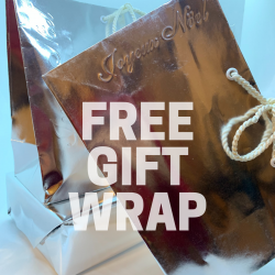 free Christmas wrapping